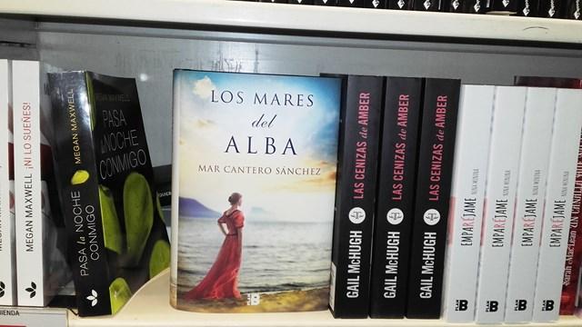 Los mares del alba, La Fnac Valencia 7, Mar Cantero Sánchez, www.marcanterosanchez.com [640x480]