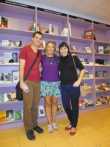 Presentación El matarratas 6, Bibliocafé, Valencia, Mar Cantero Sánchez, www.marcanterosanchez.com [640x480]