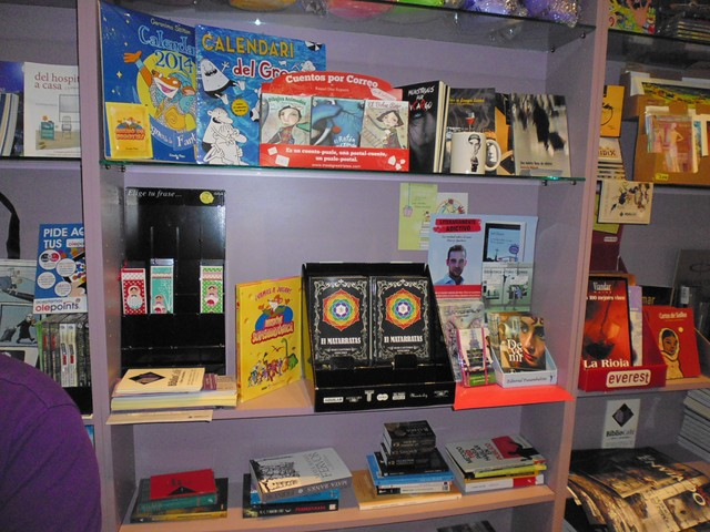 Presentación El matarratas 7, Bibliocafé, Valencia, Mar Cantero Sánchez, www.marcanterosanchez.com [640x480]