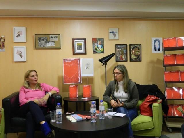 Presentación Reset Love, Casa del Libro Valencia 53, 13-12-14, Mar Cantero Sánchez, www.marcanterosanchez.com