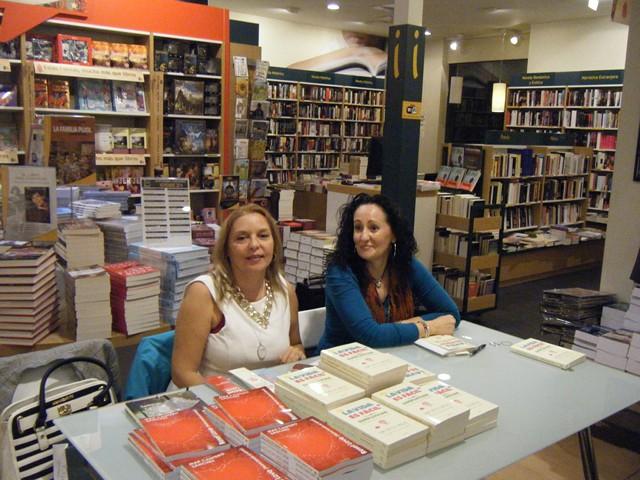 Presentación La vida es fácil 1(0), Casa del libro, Mar Cantero Sánchez, www.marcanterosanchez.com