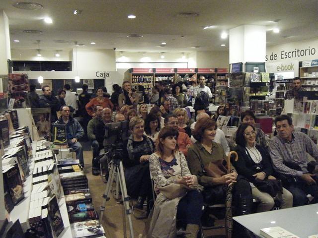 Presentación La vida es fácil 19, Casa del libro, Mar Cantero Sánchez, www.marcanterosanchez.com