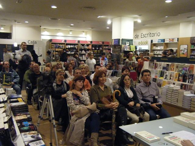 Presentación La vida es fácil 28, Casa del libro, Mar Cantero Sánchez, www.marcanterosanchez.com