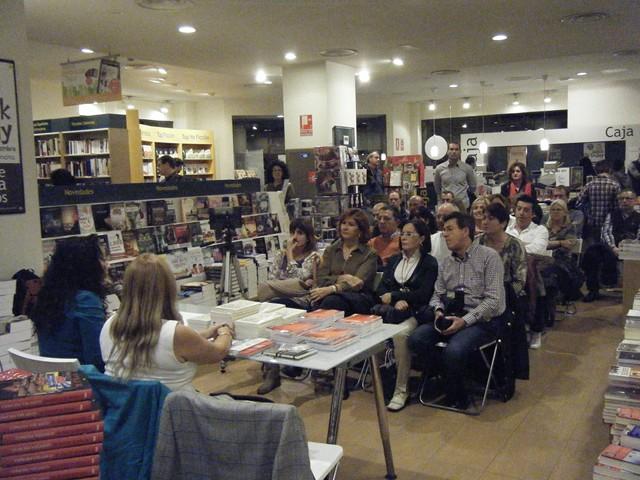 Presentación La vida es fácil 29, Casa del libro, Mar Cantero Sánchez, www.marcanterosanchez.com