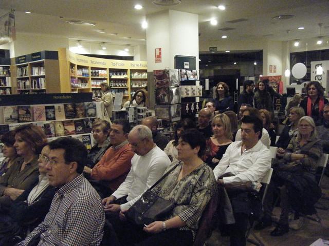 Presentación La vida es fácil 33, Casa del libro, Mar Cantero Sánchez, www.marcanterosanchez.com