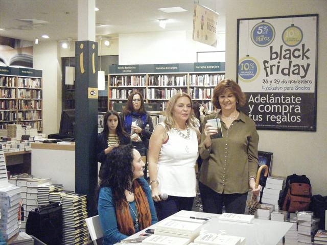 Presentación La vida es fácil 44, Casa del libro, Mar Cantero Sánchez, www.marcanterosanchez.com