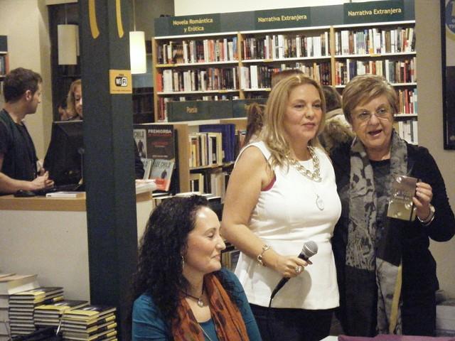Presentación La vida es fácil 46, Casa del libro, Mar Cantero Sánchez, www.marcanterosanchez.com
