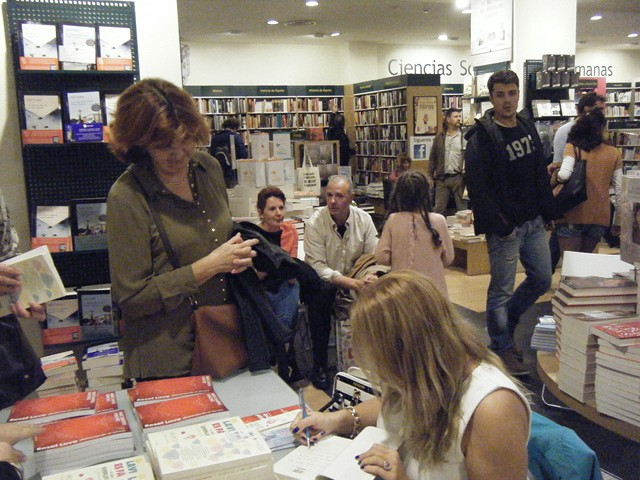 Presentación La vida es fácil 47, Casa del libro, Mar Cantero Sánchez, www.marcanterosanchez.com