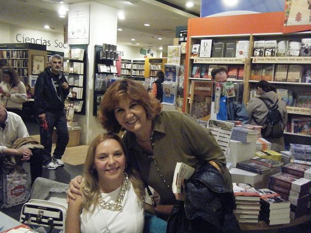 Presentación La vida es fácil 48, Casa del libro, Mar Cantero Sánchez, www.marcanterosanchez.com