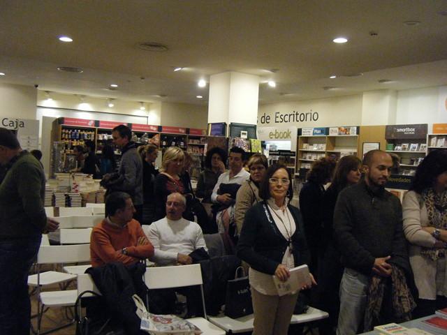 Presentación La vida es fácil 51, Casa del libro, Mar Cantero Sánchez, www.marcanterosanchez.com
