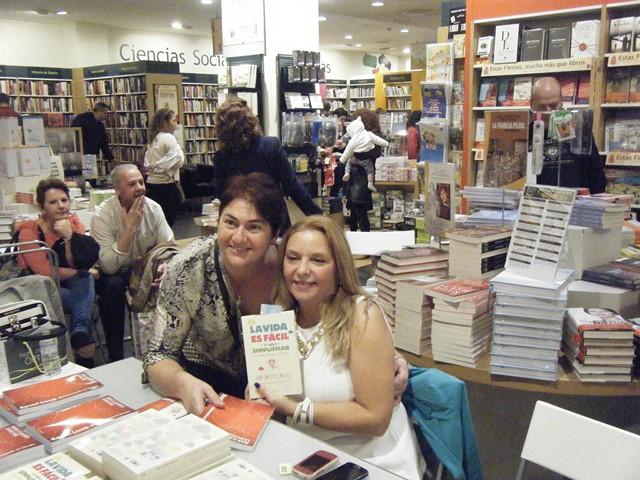 Presentación La vida es fácil 53, Casa del libro, Mar Cantero Sánchez, www.marcanterosanchez.com