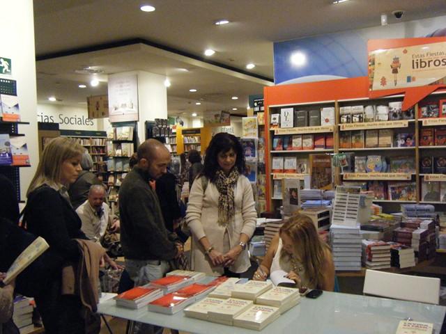 Presentación La vida es fácil 56, Casa del libro, Mar Cantero Sánchez, www.marcanterosanchez.com