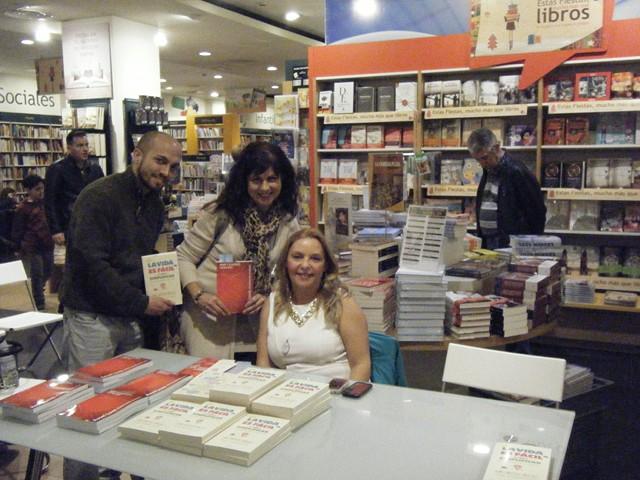Presentación La vida es fácil 57, Casa del libro, Mar Cantero Sánchez, www.marcanterosanchez.com
