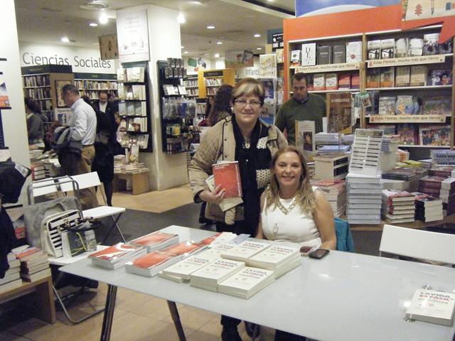 Presentación La vida es fácil 60, Casa del libro, Mar Cantero Sánchez, www.marcanterosanchez.com