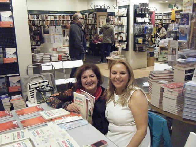 Presentación La vida es fácil 62, Casa del libro, Mar Cantero Sánchez, www.marcanterosanchez.com