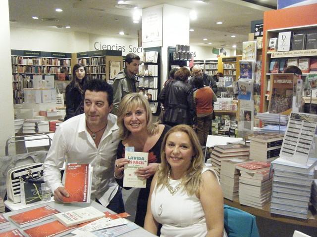 Presentación La vida es fácil 63, Casa del libro, Mar Cantero Sánchez, www.marcanterosanchez.com