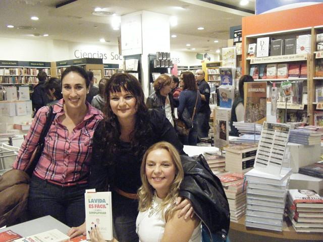 Presentación La vida es fácil 66, Casa del libro, Mar Cantero Sánchez, www.marcanterosanchez.com