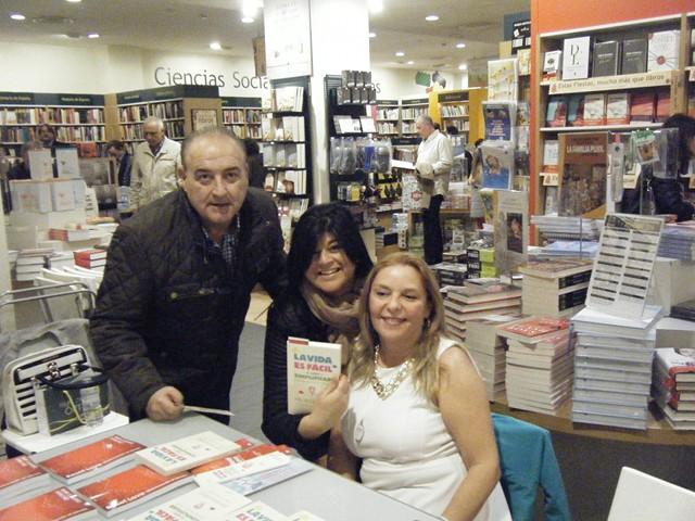 Presentación La vida es fácil 67, Casa del libro, Mar Cantero Sánchez, www.marcanterosanchez.com