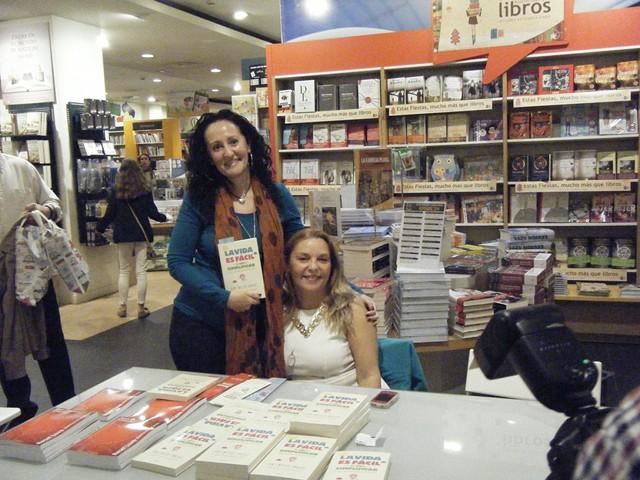Presentación La vida es fácil 70 Casa del libro, Mar Cantero Sánchez, www.marcanterosanchez.com