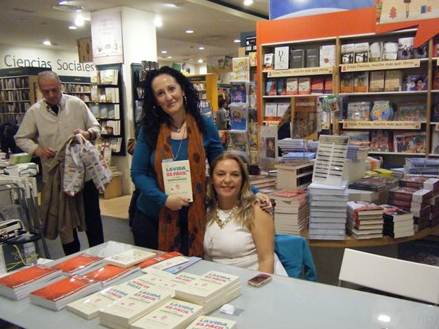 Presentación La vida es fácil 71, Casa del libro, Mar Cantero Sánchez, www.marcanterosanchez.com