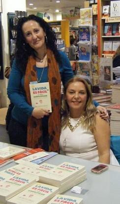 Presentación La vida es fácil 71(1), Casa del libro, Mar Cantero Sánchez, www.marcanterosanchez.com