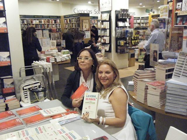 Presentación La vida es fácil 77, Casa del libro, Mar Cantero Sánchez, www.marcanterosanchez.com