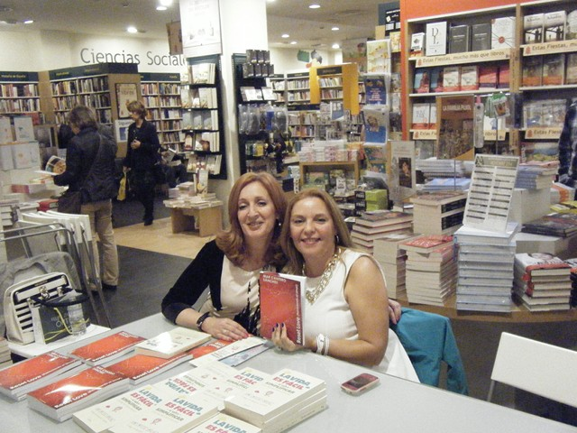 Presentación La vida es fácil 87, Casa del libro, Mar Cantero Sánchez, www.marcanterosanchez.com