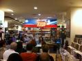 Presentación La vida es fácil 80, Casa del libro, Mar Cantero Sánchez, www.marcanterosanchez.com