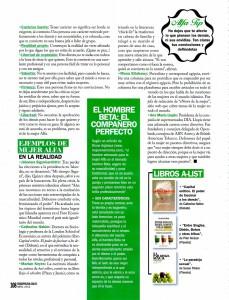 COSMOPOLITAN Nº 259, pag 4, Mar Cantero Sánchez