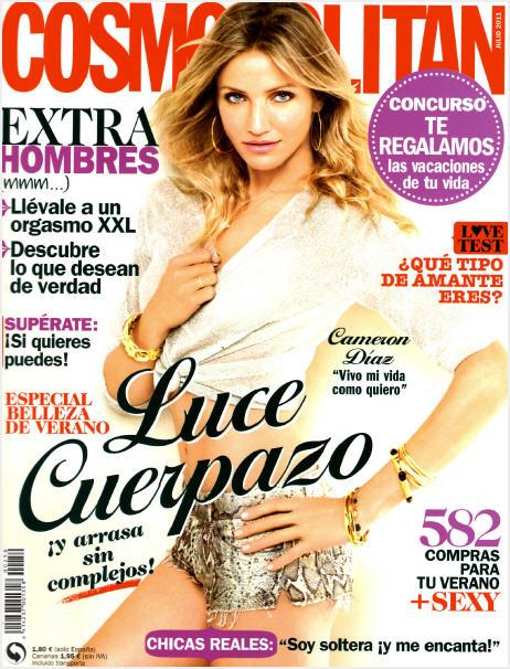 El factor Padre, portada Cosmopolitan 250, Mar Cantero Sánchez, www.marcanterosanchez.com