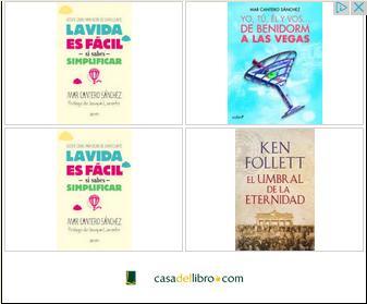 ¡Mis libros en el escaparate con Ken Follet!
