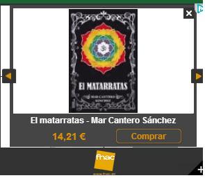 l-matarratas-Fnac-Mar-Cantero-Sánchez