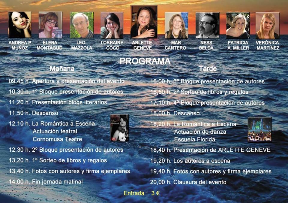 ERA, Vídeo Encuentro Novela Romántica Alicante 2014