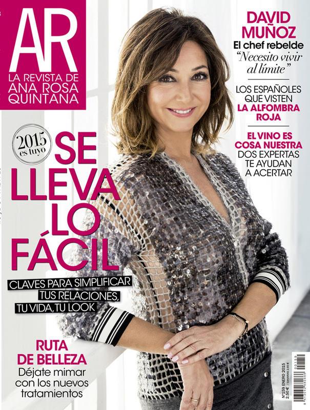 ¡»La vida es fácil» en la revista AR y en portada!