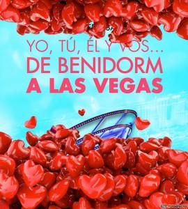 Yo tú él y vos...De Benidorm a Las Vegas, fotoefectos 2, Mar Cantero Sánchez