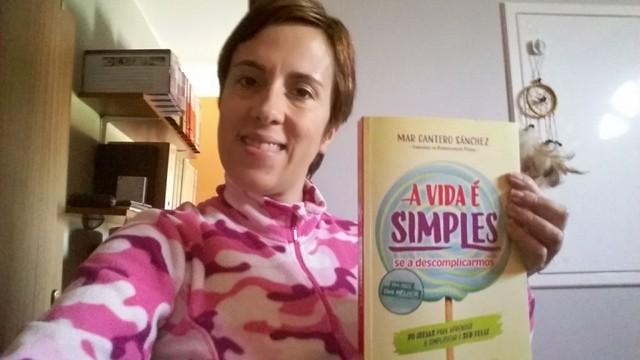 Lectora de «La vida es fácil» en Portugal