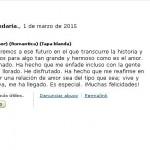 Crítica Reset Love Amazon, Krisbell, Mar Cantero Sánchez