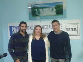 Radio Milenium 1, Mar Cantero Sánchez