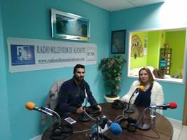 Radio Milenium 5, Mar Cantero Sánchez