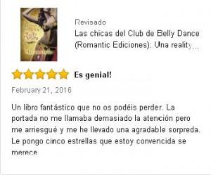 Las chicas del Club de Belly Dance, Crítica 3, Mar Cantero Sánchez, www.marcanterosanchez.com