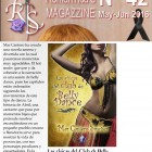 LAS CHICAS DEL CLUB DE BELLY DANCE en la revista Romanticas