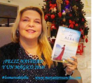 Los mares del alba, Mar Cantero Sanchez, Navidad 2017 1, www.marcanterosanchez.com