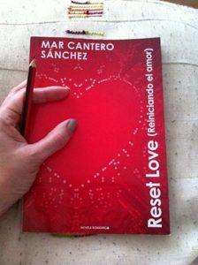 Reset Love, foto lectora 1, Mar Cantero Sanchez, www.marcanterosanchez.com