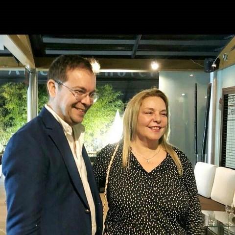 Con Javier Sierra