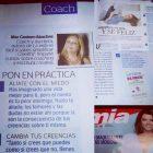 """Mi libro """"La vida es fácil"""" en la revista MÍA"""