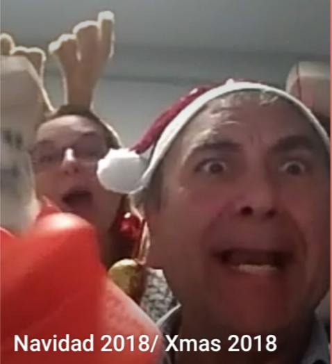 ¡Feliz Navidad 2018!       Happy Xmas 2018!