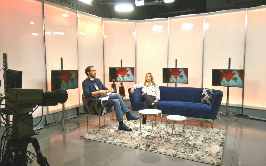 Entrevista a Mar Cantero en el programa Revista de Sociedad, Levante TV