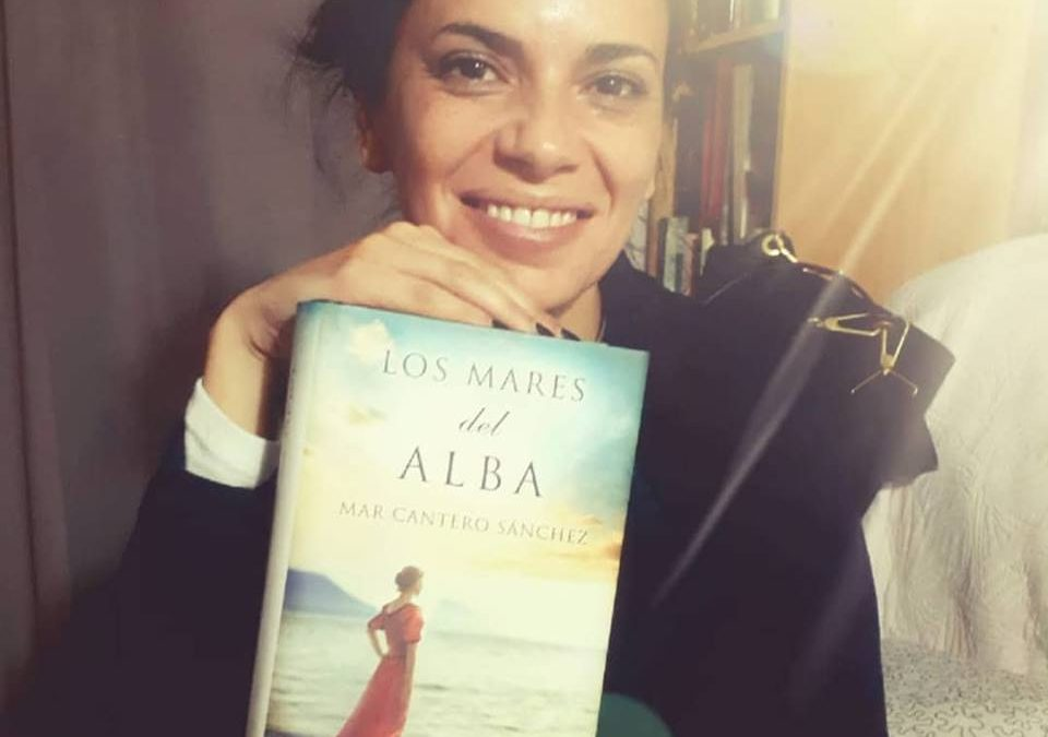 Los mares del alba, Pilar Punzano, Cuéntame, Mar Cantero Sánchez, www.marcanterosanchez.com