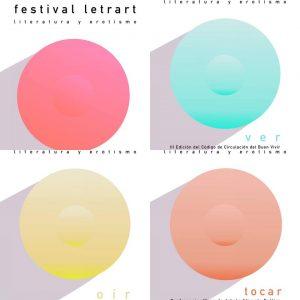 Participaré en el Festival Letrart