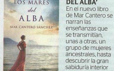 LOS MARES DEL ALBA en la revista MÍA, Sácale partido a tu intuición